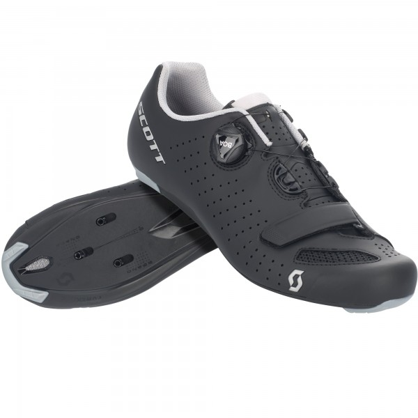CHAUSSURE SCOTT ROAD COMP BOA BLACK/SILVER 46
