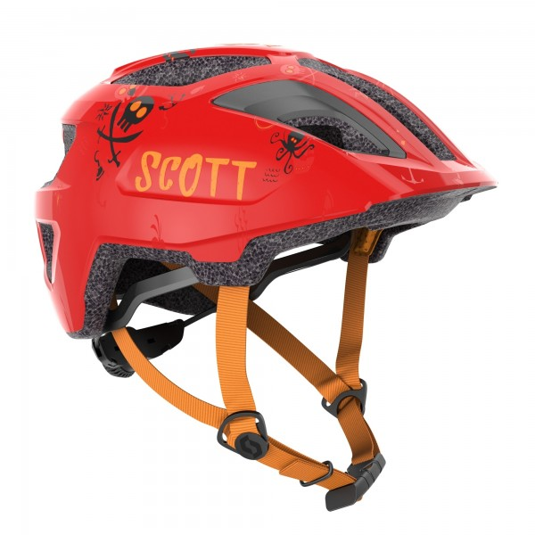 CASQUE SCOTT SPUNTO KID (CE) FLORIDA RED