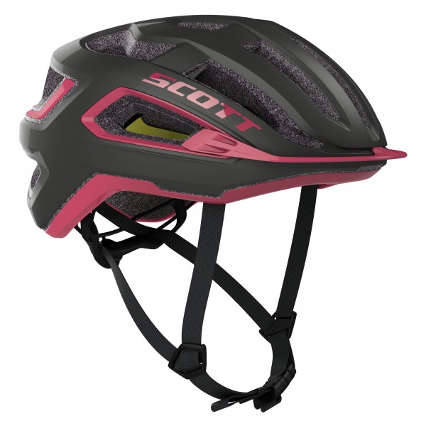 CASQUE SCOTT ARX PLUS GRIS-ROSE