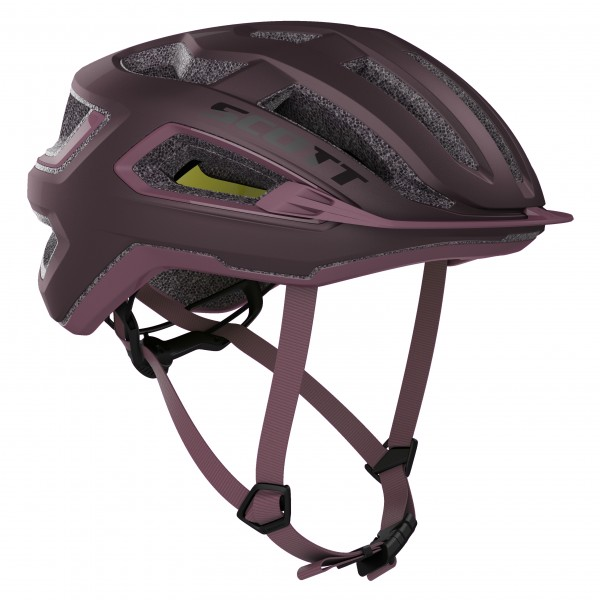 CASQUE SCOTT ARX PLUS MIPS MARRON-ROSE