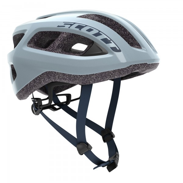 CASQUE SCOTT SUPRA ROAD (CE) GLACE BLUE 1S