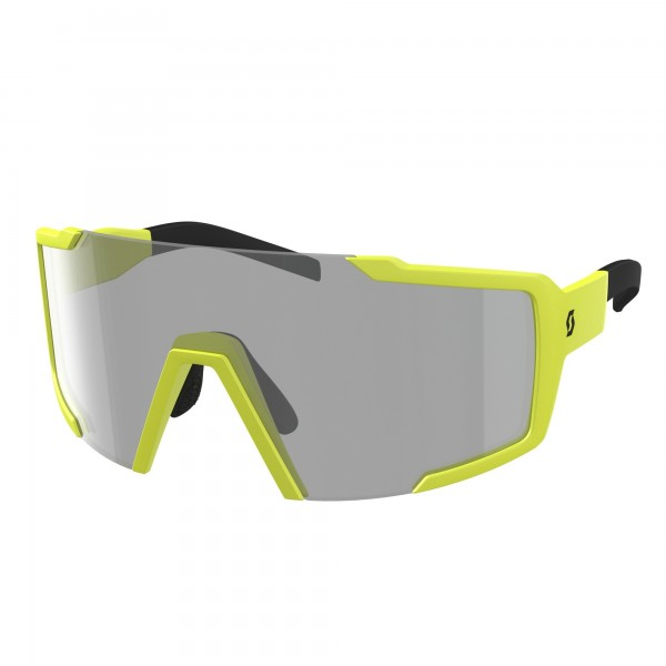 LUNETTE SCOTT SHIELD LS JAUNE