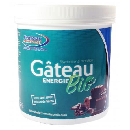 GATEAU ENERGIE BIO CHOCOLAT