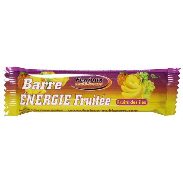 BARRE FRUITE FENIOUX FRUITS DES ILES 35GR